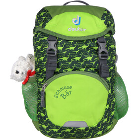 Deuter Schmusebär Backpack Kids 8l emerald